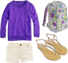purple, created by libbyhurt on Polyvore