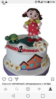 1 yaş pastası Niloya pasta Tosbik pasta Yasemin çiçeği pasta Yasemin  Flowers cake