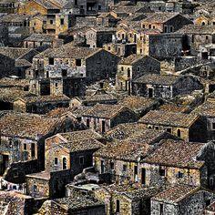 福建民居 Chinese Icon, Chinese Architecture, Rooftops, China, Corridor, Beige, Grey, Thesis, City Photo