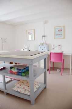 organized height = work room