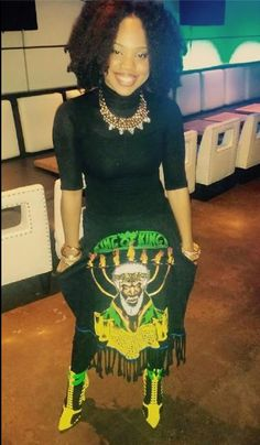Shirt I converted into a skirt :) originalroyalty.com  #legendary…