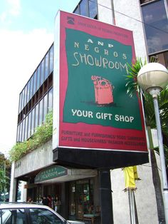 Final stop, the Association of <b>Negros</b> Producers Store, <b>Bacolod</b> City ...
