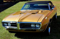 1968 Pontiac Firebird Images Cool And Classic Porsche 911 Rsr, Pony Car, Us Cars, Sport Cars, Muscle Cars Vintage, Vintage Cars, Rolls Royce, Convertible, Pontiac Firebird Trans Am