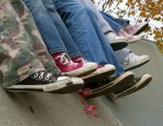 Free children in sneakers at the skate park - Pink Sherbet Photography