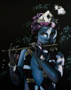 Syamasundar Little Krishna, Krishna Love, Krishna Radha, Hanuman, Lord Krishna, Shiva, Krishna Names, Meditation France, Krishna Painting