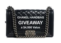Just Entered to Win a Free Chanel Handbag! Go Enter for Free Today at bestcybermondaysales.com/chanel/free #ChanelBagGiveway #CyberMonday #Chanel