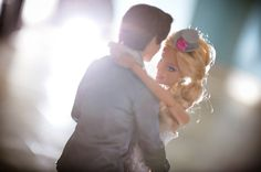Barbie and Ken share their first dance as Mr. and Mrs. Ken