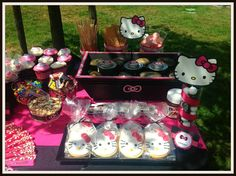 Hello Kitty 21st Birthday | CatchMyParty.com