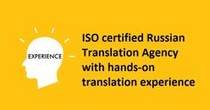 ISO certified #RussianTranslation #Agency with hands-on #translation experience. – #languages #interpreation