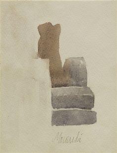 Giorgio Morandi Natura morta, 1963