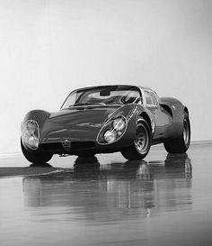 Alfa Roméo Tipo 33