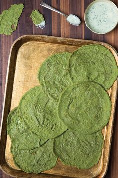 Among the most beloved dishes in the southern Indian state of Andhra Pradesh is the pesarattu, a savory pancake made with a batter of whole mung beans.
