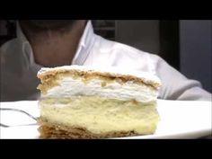 ASMR: Eating Dessert Cream Cake No Talking
