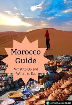 This guide gives you everything you need to know about Morocco: how to get around, costs, what to see, where and what to eat, and even some pro tips!