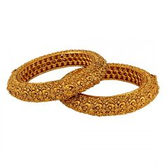 Desirable Gold plated Antique Bangles,made using alloy ,high quality finish & style surely will make you stand out in the crowd! Bangles Making, Jewerly, Plating, Antiques, Bracelets, Gold, Style, Antiquities, Bangle Bracelets
