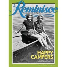 Reminisce Magazine ( June - July 2015 ) VE Day