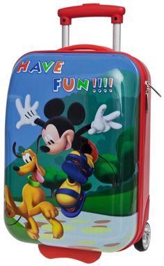 Maleta Disney Mickey Fun de venta en www.maletastony.com