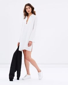 Lunch Hour Dress by Staple the Label Online | THE ICONIC | Australia