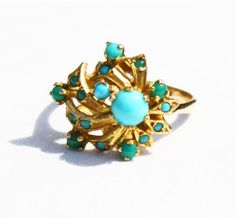 http://www.intovintage.co.uk/products-page/other/9ct-gold-turquoise-ring/#.UwYT7IVRE7A