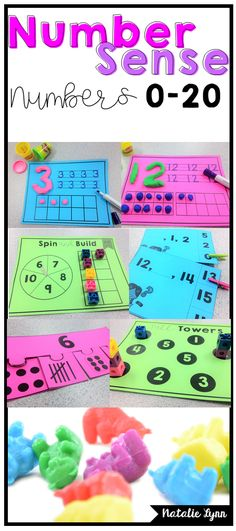Number sense activities that can easily be differentiated for all of your students!