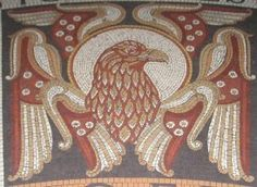 John the Evangelist, the author of the fourth gospel account is symbolized by an eagle – a figure of the sky, and believed to be able to look straight into the sun.