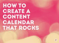 Need help creating an editorial calendar? Use our templates to help manage your content marketing strategy. http://plcstr.com/1wwhO2n #contentmarketing #calendar
