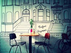 Bedford Stuyvesant Amsterdam: coffee spot Javastraat | http://www.yourlittleblackbook.me/bedford-stuyvesant-amsterdam/