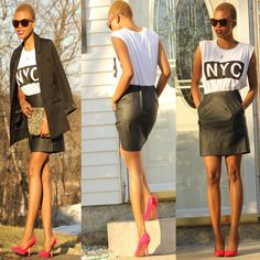 Happy Tuesday dolls! hope you like the look  http://www.dadouchic.com http://www.youtube.com/user/dadouchic  Xoxo,Rose
