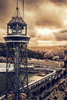 La torre de Sant Jaume, Barcelona