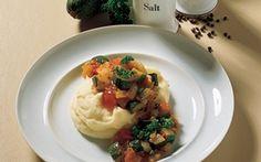 Kartoffelmos med squash