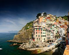 Places To See Before You Die: Cinque Terre, Liguria, Italy