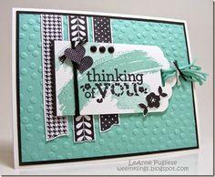 Tape It set by SU LeAnne Pugliese WeeInklings FMS139 CM23 Kind & Cozy Stampin Up