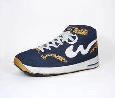 Pouf Woouf Basket Leopard