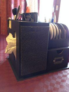 Diy Foamboard Storage Box. With Foto Tutorial.