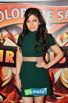 Tulsi Kumar at the Press meet of 'Suron Ke Rang' music concert in Mumbai