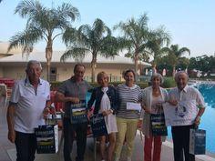 C'était la semaine dernière à Belek, en Turquie... Remise des prix de la compétition Tee Off Travel à l'Hôtel Cornelia Diamond Golf Resort & Spa⭐⭐⭐⭐⭐