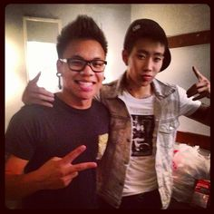 @ajRAFAEL: The girls be goin' crazy for this guy, Jay Park.