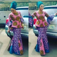 Embellished Ankara Designs :See Embellished Ankara Design Guess you are having a nice time over there. Today we have selected skirt and blouse styles