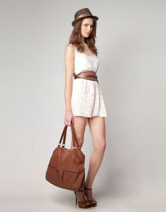 Bershka Indonesia - Bershka combined fabric dress