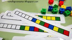 Algorithmes - avec cubes de couleur