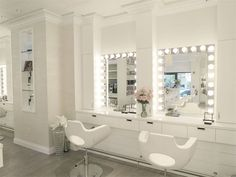 SALON TOUR: Cloud 10 Blow Dry Bar & Salon in Boca Raton, Florida - News - Modern Salon