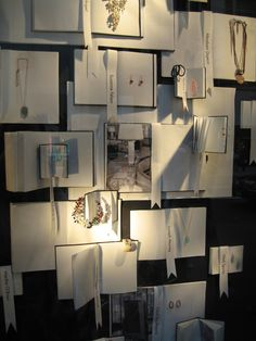 Design Context: Ted Baker - Existing Window Displays