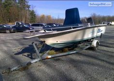 1998 CAROLINA SKIFF OTHER VIN: EKHU0156C898