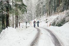 Snow Bike Festival – #2: la prima tappa al francese Paris, Saravalle 7°