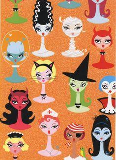 Halloween night is ladies night.