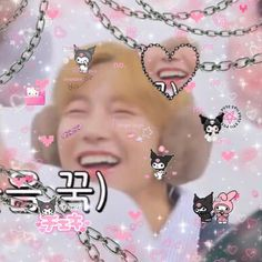 @lcvelybub The 7th Sense, Cute Profile Pictures, Ethereal Beauty, Cybergoth, My Little Baby, Cute Icons, Kpop Aesthetic, Stand By Me, Taeyong