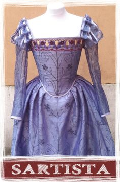 Elizabethan Syngers tudor costume 6 Steps to Tremendous Modern Fashionable Hair Whether or no 1500s Fashion, Tudor Fashion, Ol Fashion, Vintage Fashion, Gothic Fashion, Tudor Costumes, Period Costumes, Vintage Gowns, Vintage Outfits