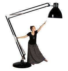Large Pixar Floor Lamp