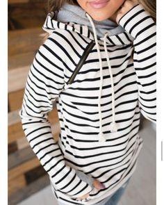 AA DoubleHood Sweatshirt