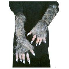 Guantes Monstruo. #casapico #disfracescasapico #guantes #disfraz